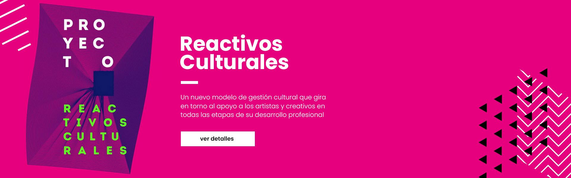 Reactivos Culturales Ayuntamiento de Murcia